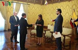 Ecuador sớm mở cơ quan đại diện ngoại giao tại Hà Nội