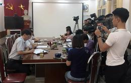Cập nhật: Bệnh viện đa khoa Hà Đông họp báo thông tin về trường hợp bệnh nhân tử vong sau mổ tay