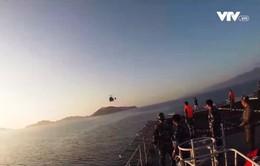Hải quân Việt Nam giữ vững an ninh, chủ quyền biển đảo