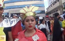 """""""Ngày hội sắc màu"""" của cộng đồng người Việt tại Daegu, Hàn Quốc"""