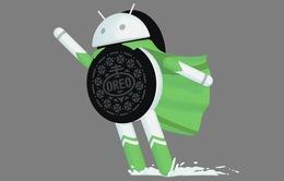 Android Oreo cán mốc 5% tỷ lệ cài đặt