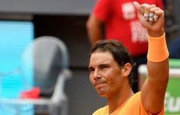 Vòng 2 Madrid mở rộng 2018: Nadal mở màn thành công