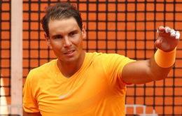 Thắng dễ Monfils, Rafael Nadal vào vòng 3 Madrid mở rộng 2018