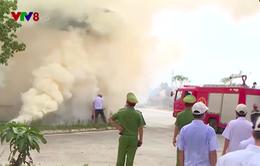 Phòng cháy chữa cháy tại khu công nghiệp trọng điểm Thừa Thiên Huế
