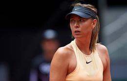 Madrid mở rộng 2018: Sharapova dễ dàng vào tứ kết