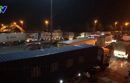Đà Nẵng: Thông tuyến đường tránh hầm đường bộ Hải Vân sau vụ tai nạn liên hoàn