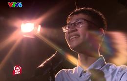 Từ cậu bé khuyết tật đến diễn giả truyền cảm hứng