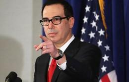 Mỹ chính thức áp lệnh trừng phạt mới lên Iran