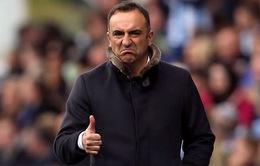 Thêm HLV sắp bị trảm tại Premier League