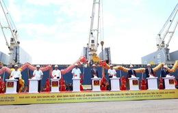 Bình Định: Mở rộng cảng Quy Nhơn để tiếp nhận tàu vận tải quốc tế