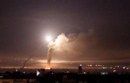Israel tấn công Syria, 3 người chết, 2 người bị thương