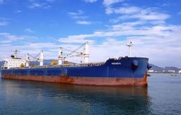 Mở rộng cảng Quy Nhơn để tiếp nhận tàu hàng tải trọng lớn