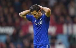 Fabregas chỉ ra nguyên nhân khiến Chelsea sa sút mùa này