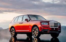 Rolls-Royce ra mắt chiếc SUV sang trọng nhất thế giới