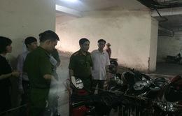 Hà Nội: Tạm đình chỉ hoạt động tòa nhà chung cư không đảm bảo điều kiện PCCC