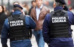 Italy phá đường đây tài trợ khủng bố