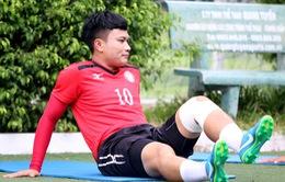 CLB TP Hồ Chí Minh mong chờ sự trở lại của Trần Phi Sơn