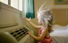 Trẻ nằm điều hòa: Những lưu ý sử dụng và các bệnh thường gặp