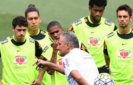 Đội tuyển Brazil đón tin sốc trước thềm World Cup 2018