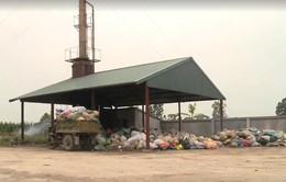 Nguy cơ ô nhiễm từ các lò đốt rác công suất nhỏ