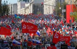 Nga ngăn chặn thành công âm mưu khủng bố trong lễ duyệt binh