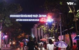 Phố đi bộ Trịnh Công Sơn (Hà Nội) chính thức khai trương