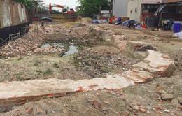 Thận trọng trong việc trùng tu di tích Thành Điện Hải