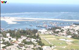 Hàng loạt cán bộ lãnh đạo huyện đảo Lý Sơn (Quảng Ngãi) bị kỷ luật
