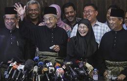 Malaysia công bố 3 Bộ trưởng đầu tiên trong nội các