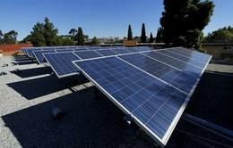 Mỹ: California tiên phong trong sử dụng năng lượng mặt trời