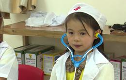 Nỗi buồn của cô bé 5 tuổi mắc bệnh tim bẩm sinh
