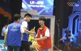 VCK Robocon Việt Nam: Đội chiến thắng mang theo hy vọng của những đội dừng bước