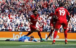 Chelsea thua muối mặt, Liverpool giành tấm vé cuối dự Champions League 2017/18