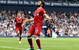 Đập tan mọi kỷ lục, Mohamed Salah đi vào lịch sử Premier Legue