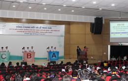 Gần 900 thí sinh dự thi điều dưỡng trưởng giỏi