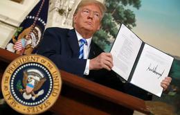 Mỹ rút khỏi Thỏa thuận Hạt nhân Iran: Những hệ lụy khó lường!