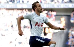 """Chơi như """"lên đồng"""", Harry Kane vẫn lỡ hẹn với danh hiệu Vua phá lưới Premier League 2017/18"""