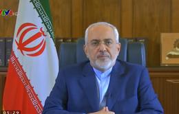 Ngoại trưởng Iran công du nhằm nỗ lực cứu thỏa thuận hạt nhân