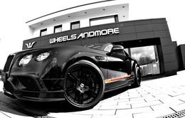 Bentley Continental 24 ''lột xác'' dưới bàn tay của Wheelsandmore