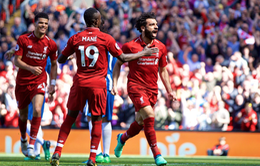 VIDEO HIGHLIGHTS: Liverpool 4-0 Brighton