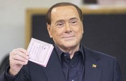 Cựu Thủ tướng Italy Berlusconi được phép trở lại chính trường