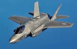 Thổ Nhỹ Kỳ tiếp nhận máy bay chiến đấu F-35 của Mỹ