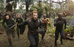 """Avengers: Infinity War"" hốt bạc tại Trung Quốc"
