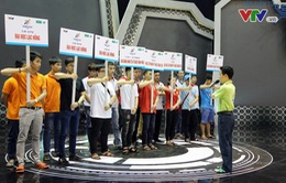 Chung kết Robocon Việt Nam 2018 đã sẵn sàng!
