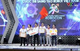 LH - ATM đăng quang ngôi vô địch Robocon Việt Nam 2018