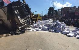 Lâm Đồng: Ít nhất 5 người thiệt mạng trong một vụ tai nạn giao thông