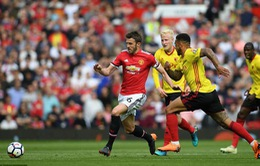 VIDEO: Tổng hợp trận đấu Man Utd 1-0 Watford