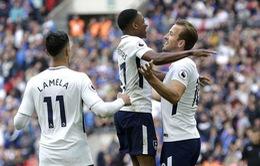 VIDEO HIGHLIGHTS: Tottenham 5-4 Leicester