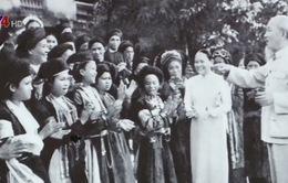 Triển lãm hình ảnh Bác Hồ với đồng bào các dân tộc