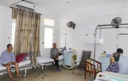 Hà Tĩnh: Bệnh viện tăng cường biện pháp chống nắng nóng cho bệnh nhân